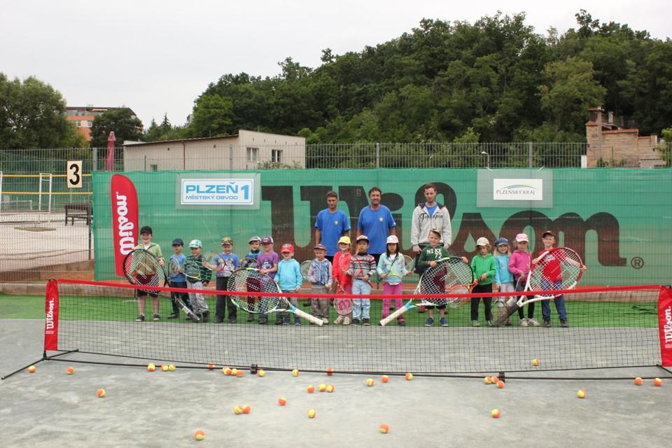 Nábor dětí do tenisové školy f1db162ecc